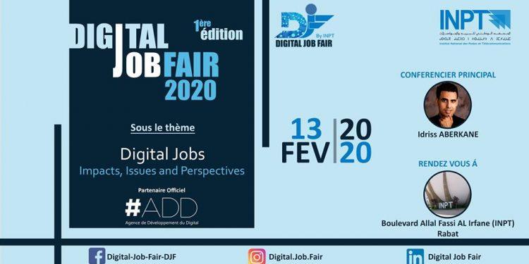 Digital Job Fair 2020 by INPT