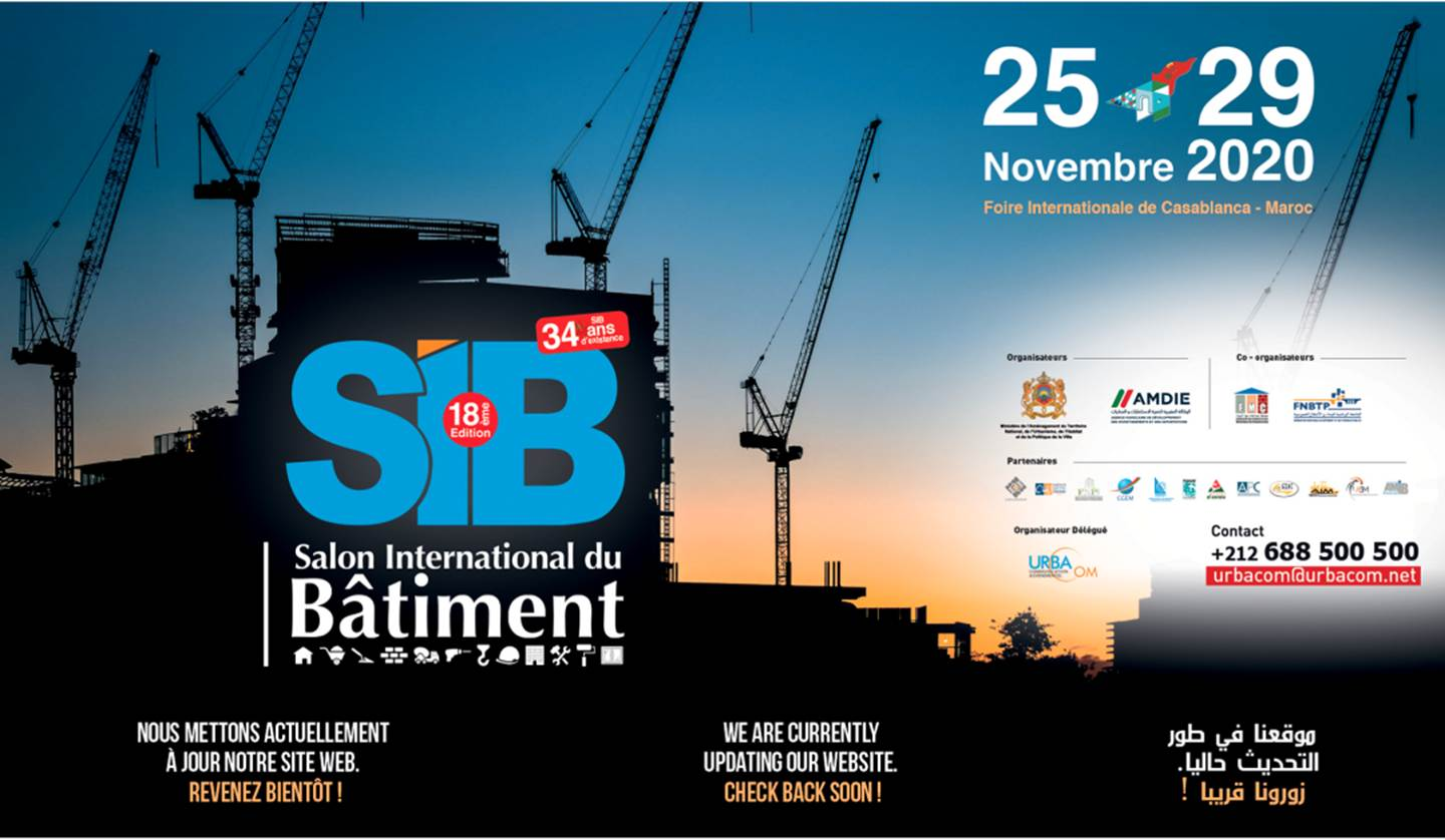 Salon International du Bâtiment 2020