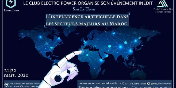 Intelligence artificielle au Maroc