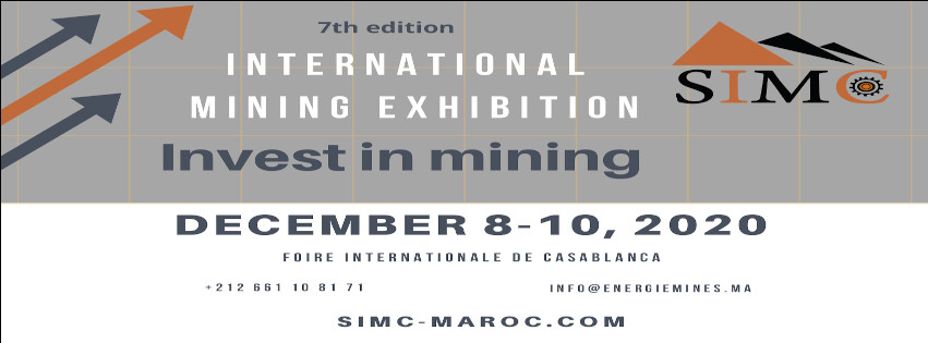 Salon International des Mines et Carrières 2020