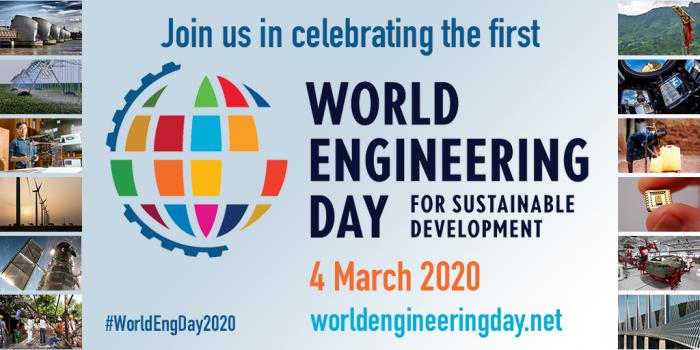 La journée Mondiale de l'ingénieur
