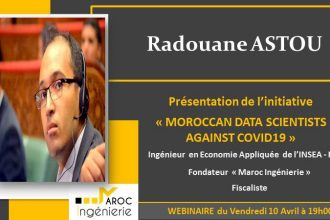 PRÉSENTATION: « MOROCCAN DATA SCIENTISTS AGAINST COVID-19 »