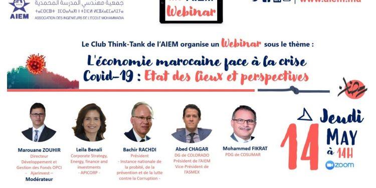 L'économie marocaine face à la crise Covid19