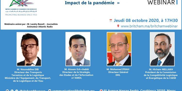 Transport et Logistique au Maroc : Impact de la pandémie